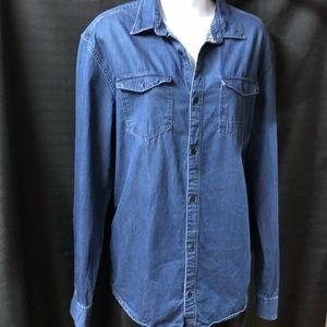 Calvin Klein Jeans Button-Up